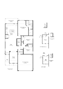 1,509sf New Home in Huntsville, TX