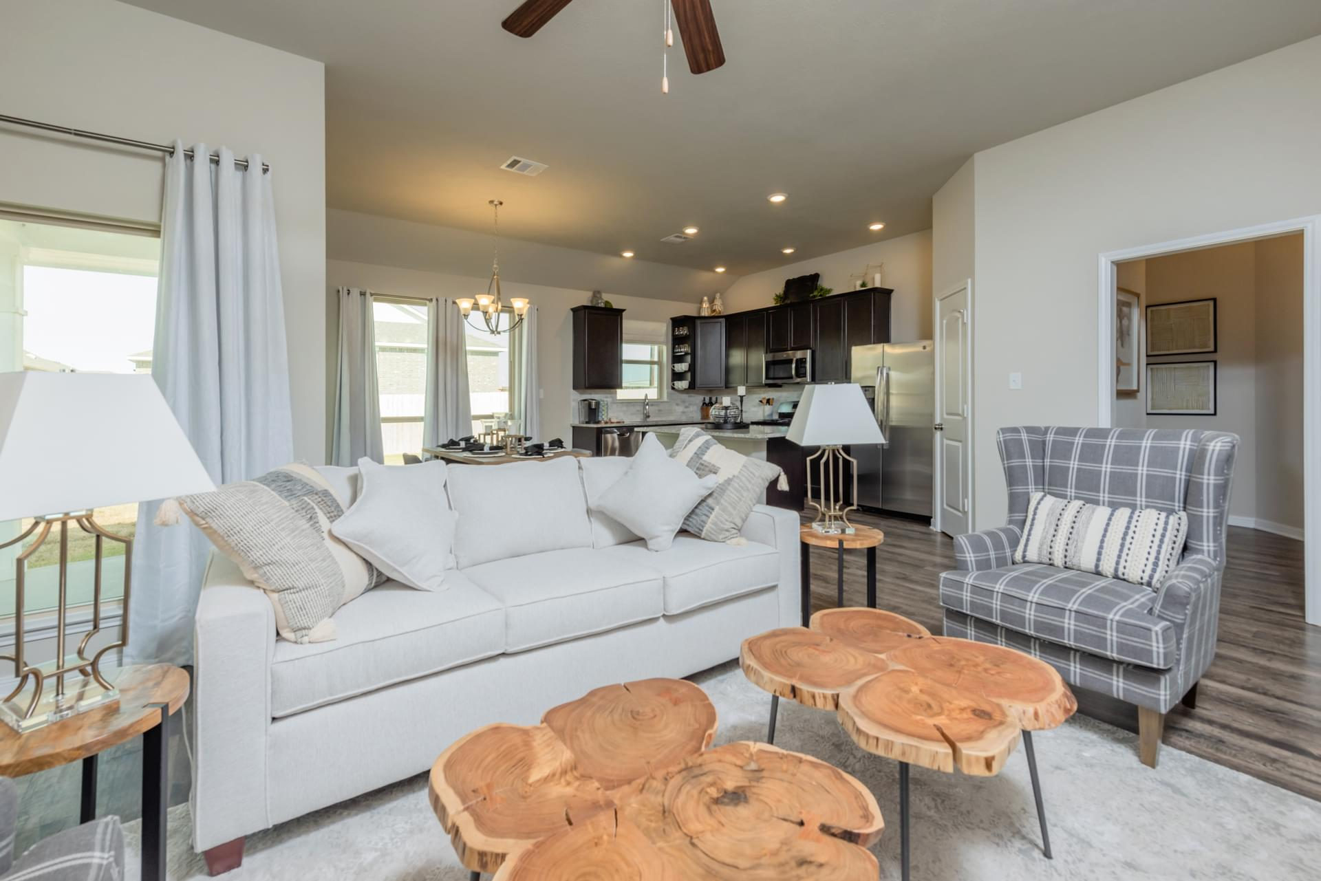 Pecan Lakes Estates New Homes in Navasota, TX