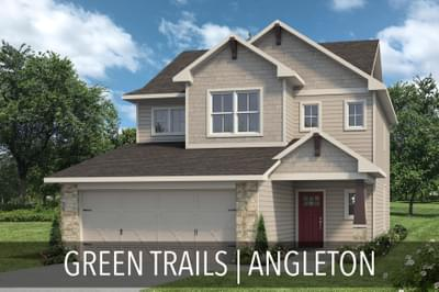 New Homes in Angleton, TX