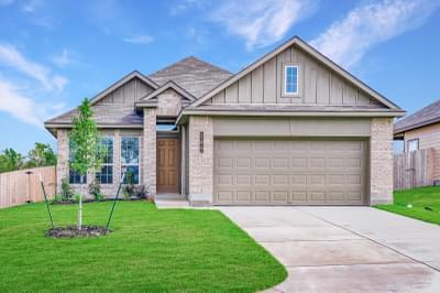 Willis, TX New Homes