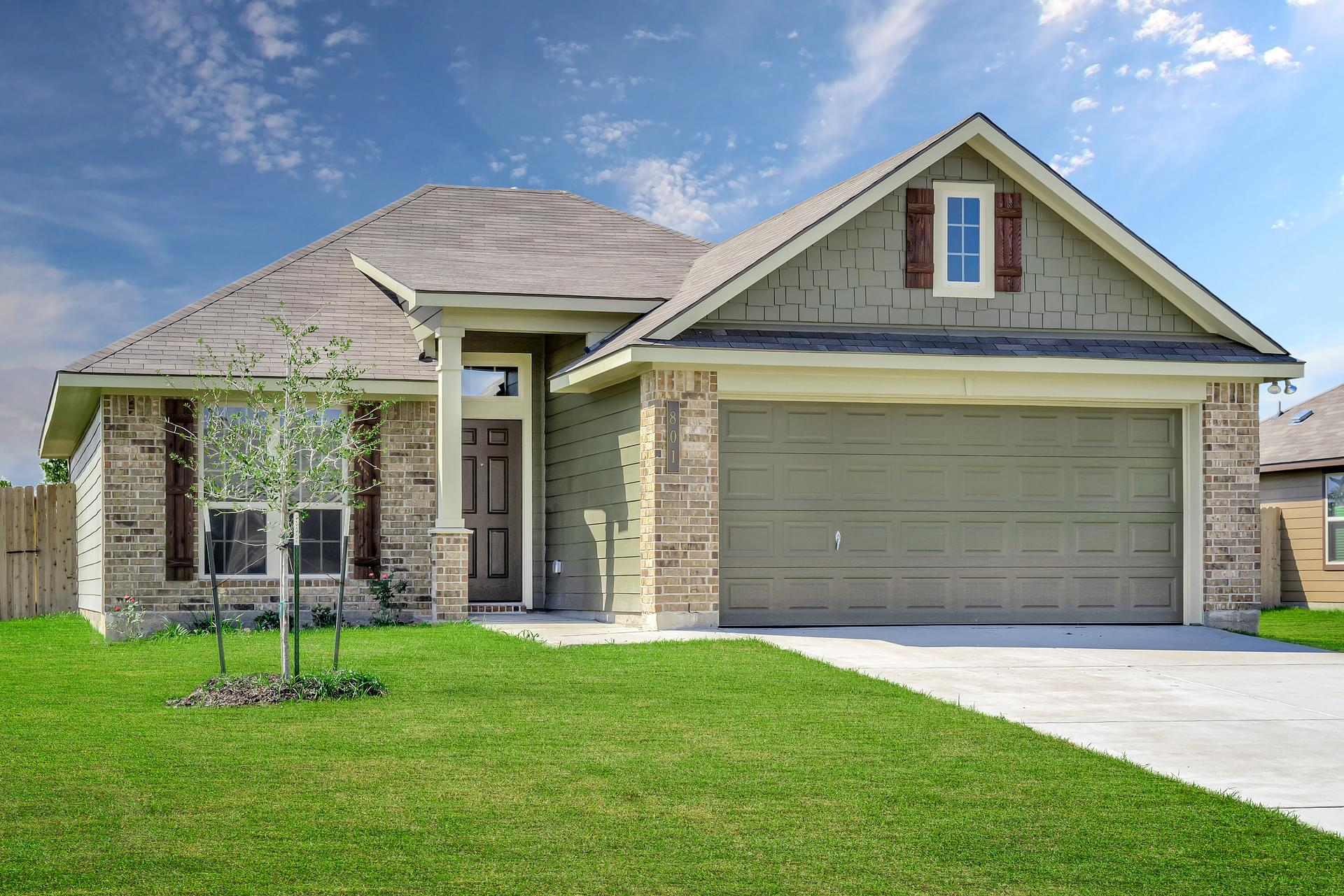 New Homes in Willis, TX