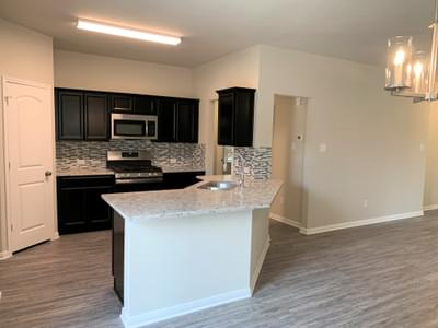 1,266sf New Home in Tomball, TX