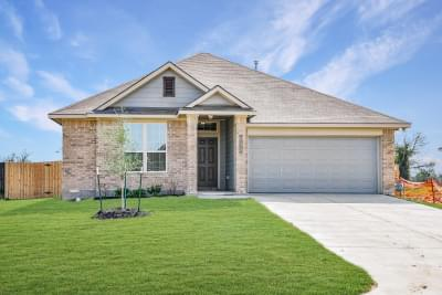 Bryan, TX New Homes