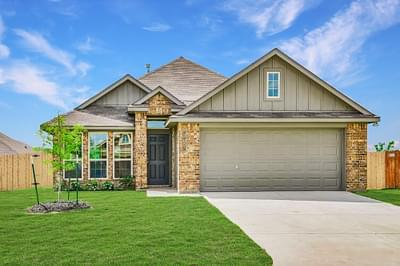 Pleasant Hill New Homes in Bryan, TX