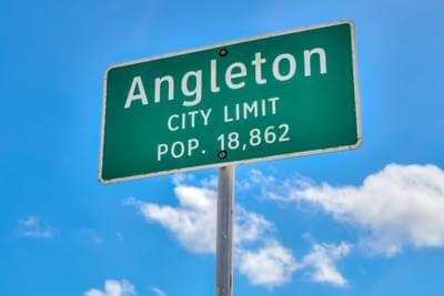 Angleton, TX New Homes