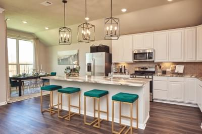 New Homes in Harker Heights, TX