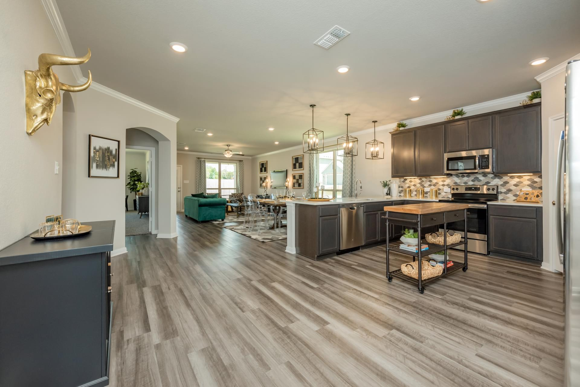 3,176sf New Home in Waco, TX