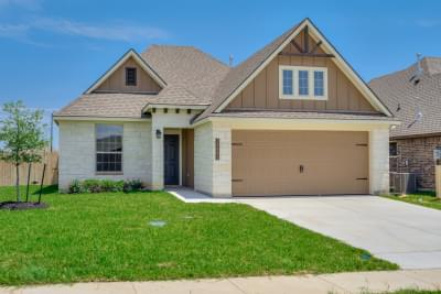 1443 New Home in Bryan
