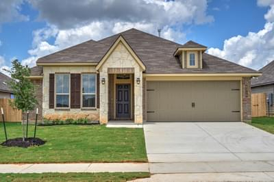 1514 New Home in Brenham