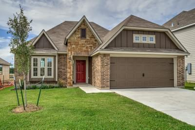 1613 New Home in Conroe