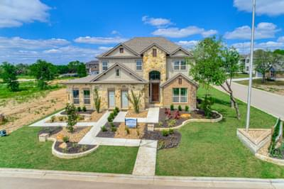 Warrior's Legacy New Homes in Harker Heights, TX