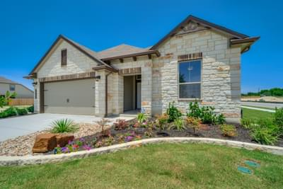 Settlers Pass New Homes in Killeen, TX