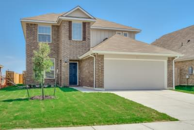 S-2516 New Home in Tomball