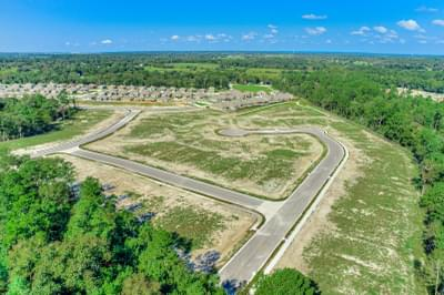 New Homes in Huntsville, TX