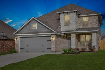 Rivers Crossing New Homes in Waco, TX