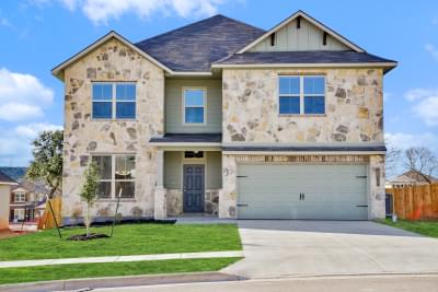 New Homes in Waco, TX