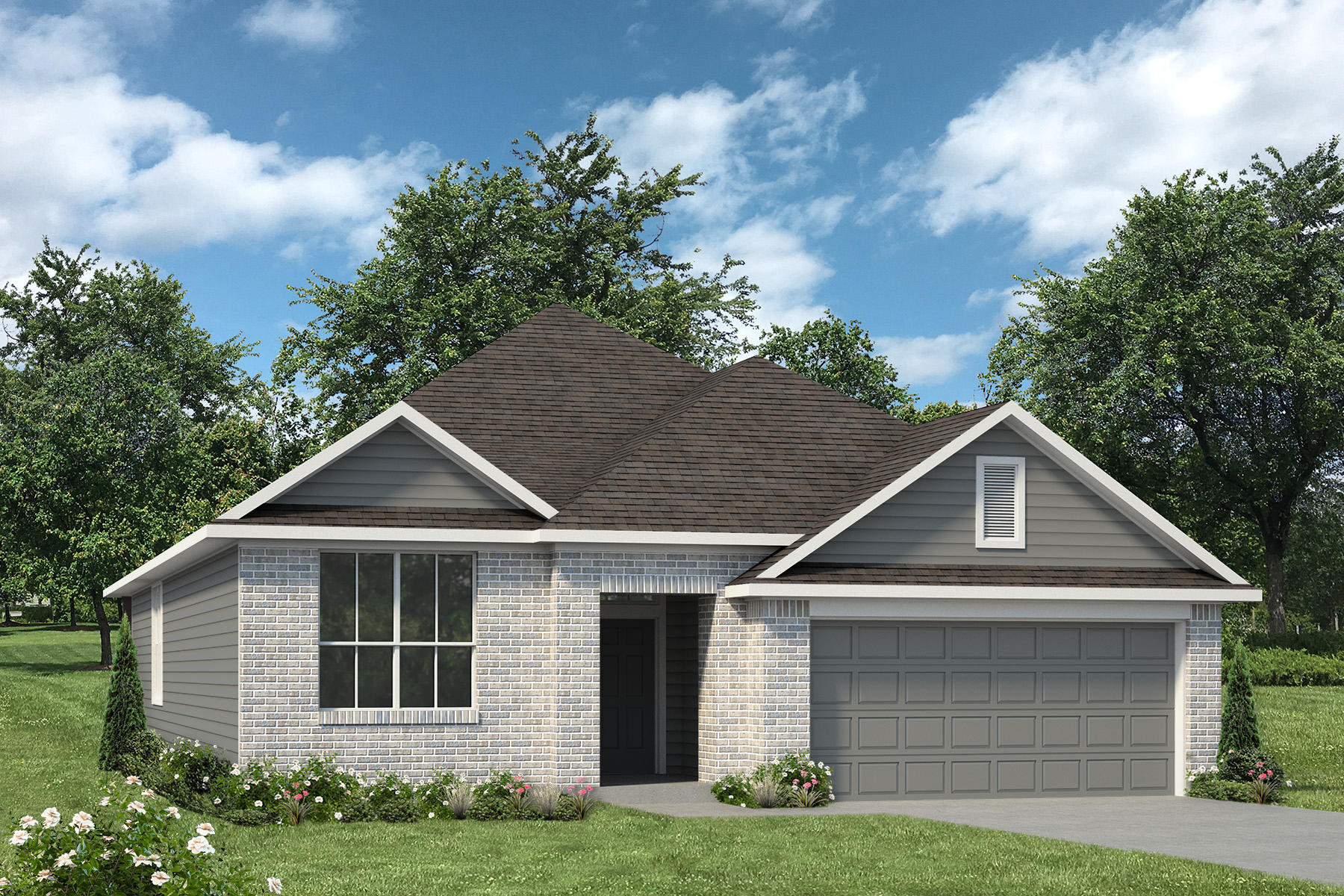 S-2082 New Home in Bryan