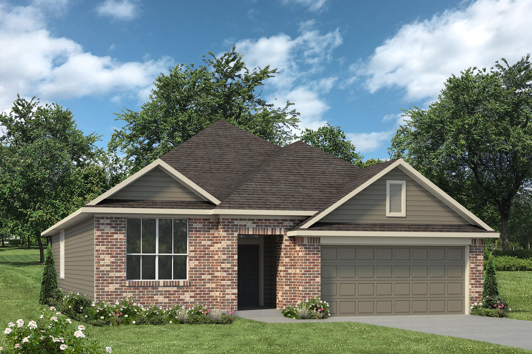 S-2082 New Home in Tomball