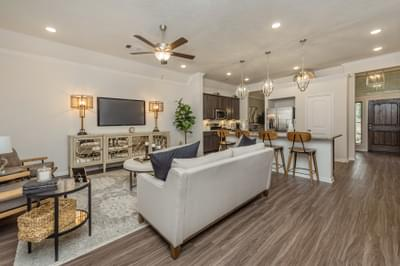 Belton, TX New Home