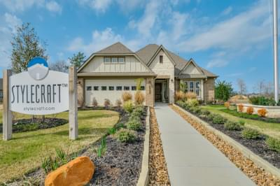 Summerwood Trails New Homes in Willis, TX