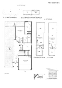 2,837sf New Home