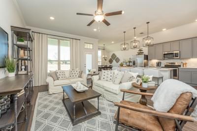 Muir Wood New Homes in Anderson, TX