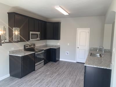 1,847sf New Home in Waco, TX