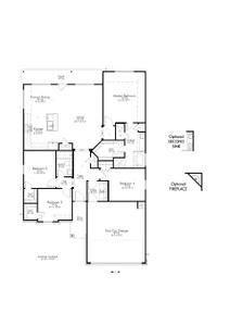 1593 New Home in Bryan, TX
