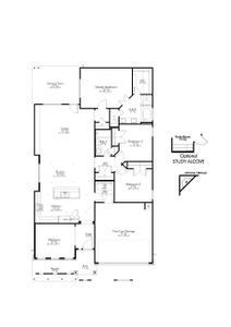 1818 New Home in Belton, TX