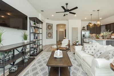 New Homes in Temple, TX