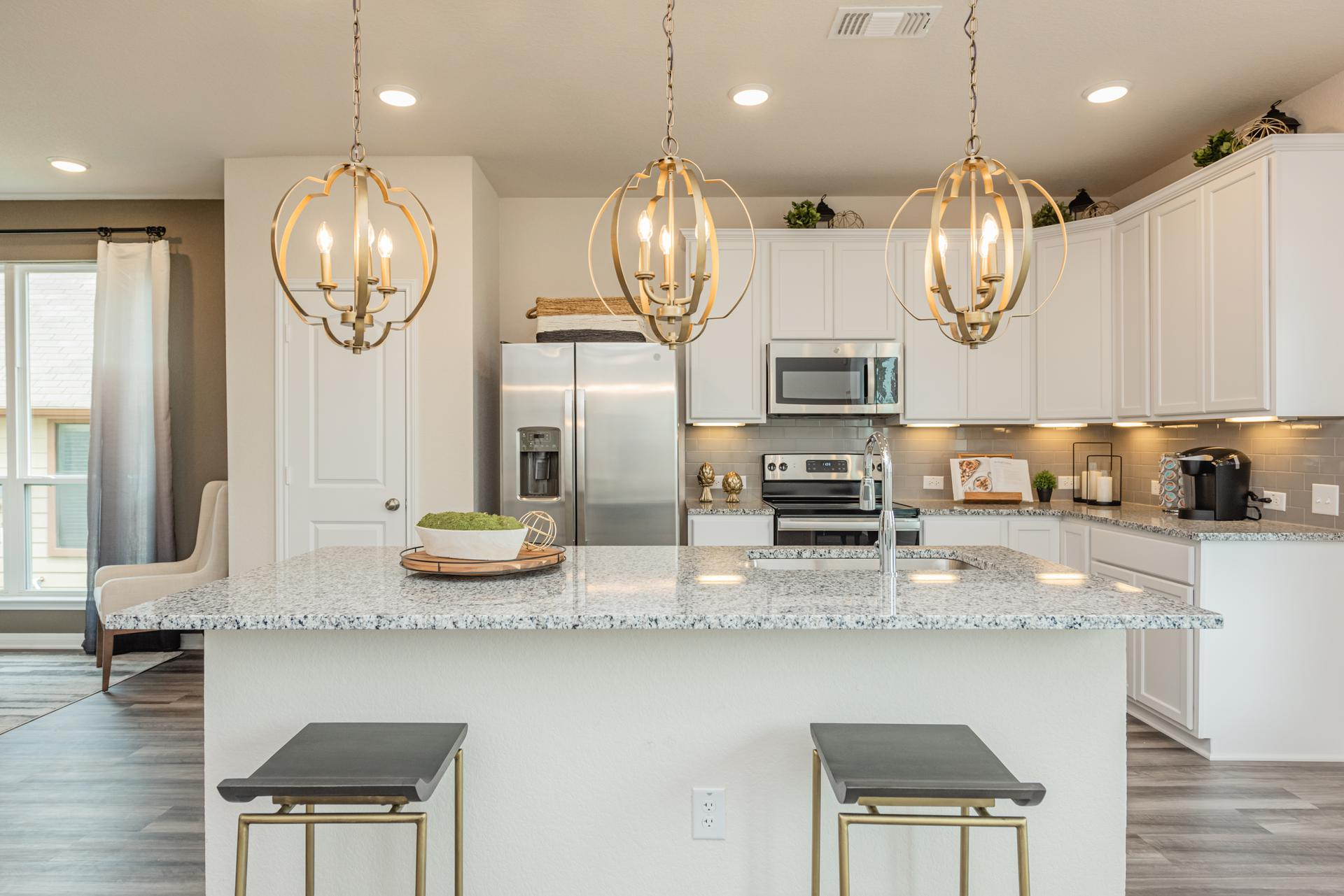Yowell Ranch New Homes in Killeen, TX