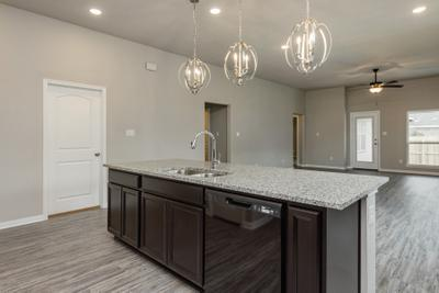 1,868sf New Home in Willis, TX