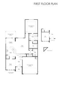 2588 New Home in Navasota, TX