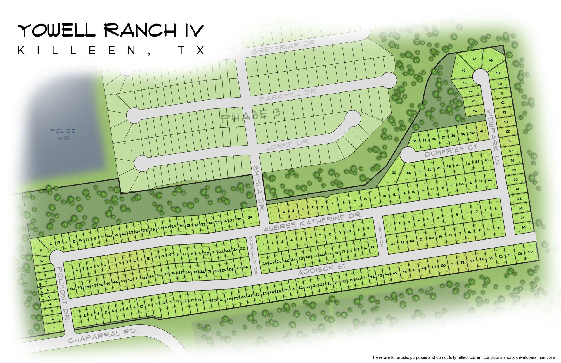 Killeen, TX Yowell Ranch New Homes from Stylecraft Builders